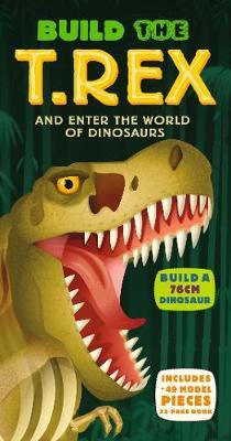 Build the T. Rex book