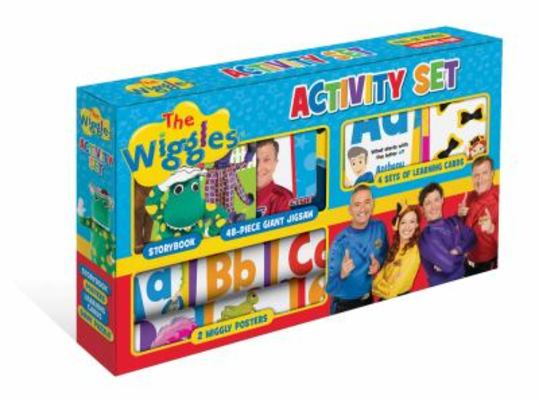 The Wiggles Activity Set by The Wiggles