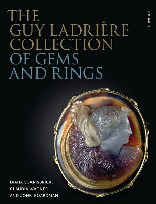 Guy Ladriere Collection of Gems and Rings by Diana Scarisbrick
