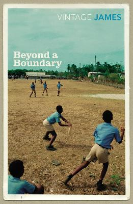 Beyond A Boundary by Cyril Lionel Robert James