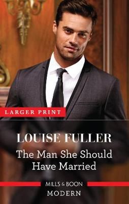 The Man She Should Have Married book
