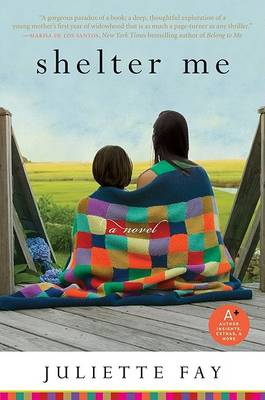 Shelter Me book