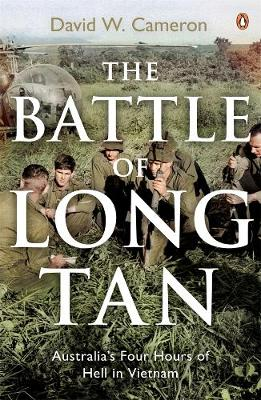 Battle of Long Tan book