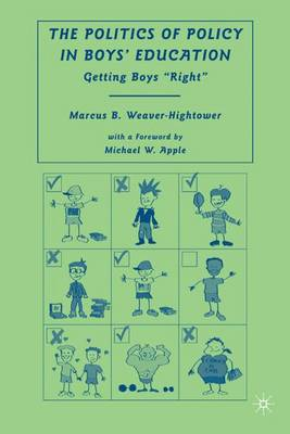 Politics of Policy in Boys' Education book