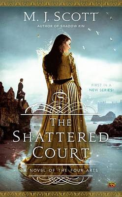 Shattered Court book