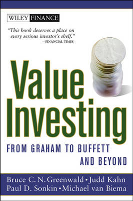 Value Investing by Bruce C. N. Greenwald
