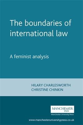 The Boundaries of International Law by Hilary Charlesworth
