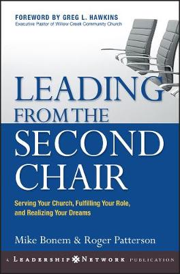 Leading from the Second Chair by Mike Bonem