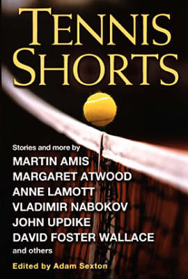 Tennis Shorts by Adam Sexton
