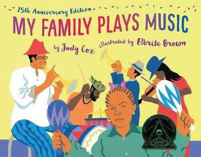 My Family Plays Music (15th Anniversary Edition) by Judy Cox