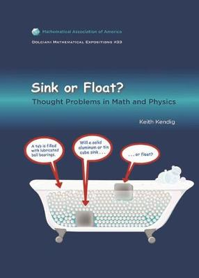 Sink or Float book