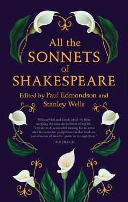 All the Sonnets of Shakespeare by William Shakespeare