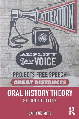 Oral History Theory book