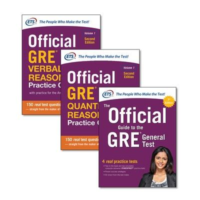 Official GRE Super Power Pack 2/E by Educational Testing Service