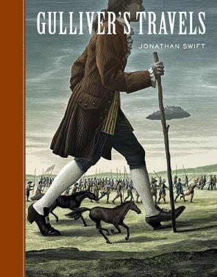 Gulliver's Travels (Sterling Unabridged Classics) by Jonathan Swift