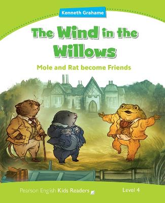 Level 4: The Wind in the Willows by Melanie Williams