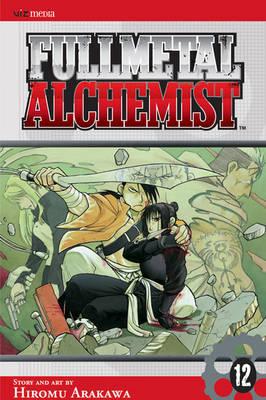 Fullmetal Alchemist, Vol. 12 by Hiromu Arakawa
