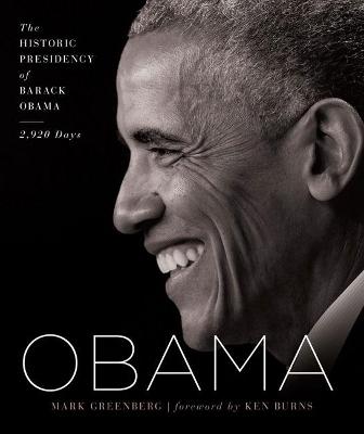 Obama by Mark Greenberg