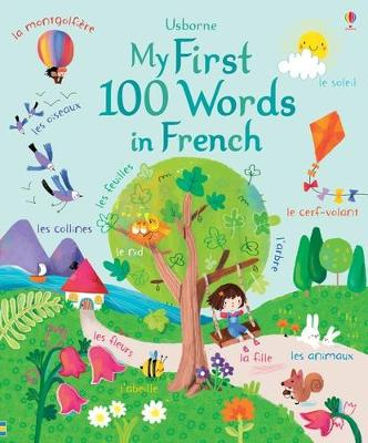 My First 100 Words in French book