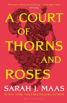 A Court of Thorns and Roses: The #1 bestselling series book