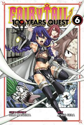 FAIRY TAIL: 100 Years Quest 6 book