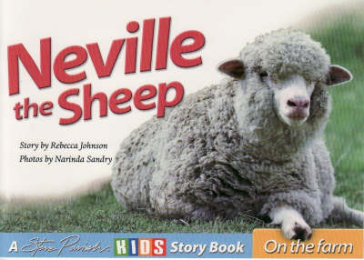 Neville the Sheep by