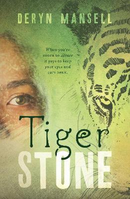 Tiger Stone by Deryn Mansell