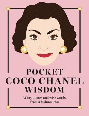 Pocket Coco Chanel Wisdom by Hardie Grant