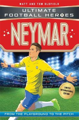 Neymar by Matt & Tom Oldfield