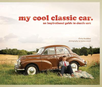 my cool classic car by Chris Haddon