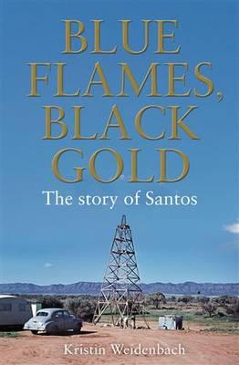 Blue Flames, Black Gold book