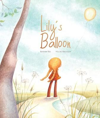 Lily's Balloon book