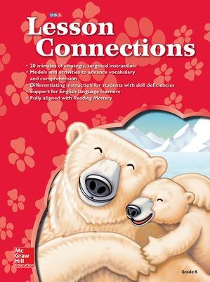 Lesson Connections - Grade K by McGraw Hill