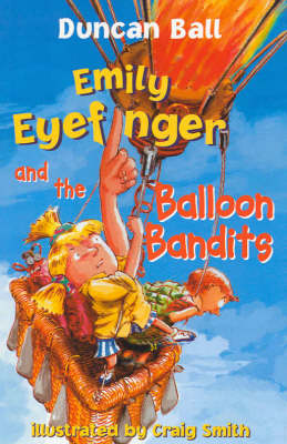 Emily Eyefinger and the Balloon Bandits book