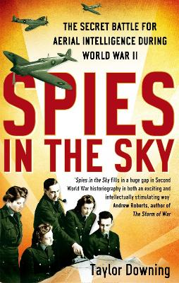 Spies In The Sky book