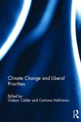 Climate Change and Liberal Priorities book