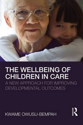 Wellbeing of Children in Care book