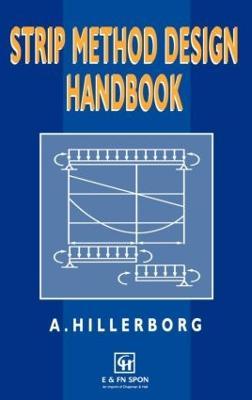 Strip Method Design Handbook by Arne Hillerborg