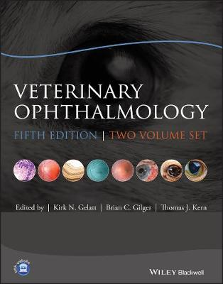 Veterinary Ophthalmology by Thomas Kern