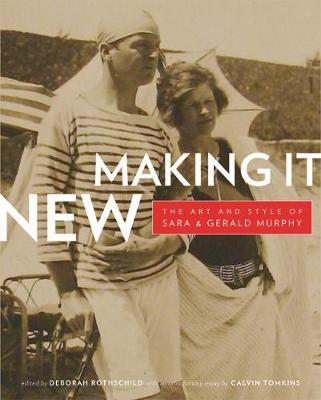 Making It New by Deborah Rothschild