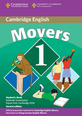 Cambridge Young Learners English Tests Movers 1 Student's Book book