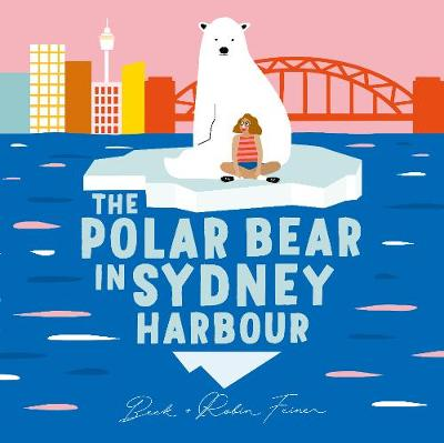 The Polar Bear in Sydney Harbour by Beck Feiner