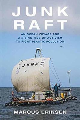 Junk Raft by Marcus Eriksen