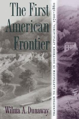 First American Frontier by Wilma A. Dunaway