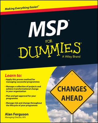 Msp for Dummies by Alan Ferguson