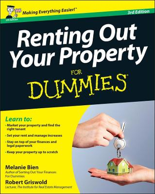 Renting Out Your Property for Dummies 3rd Edition by Melanie Bien