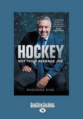 Hockey by Madonna King