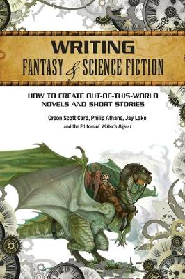 Writing Fantasy & Science Fiction book
