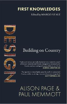 Design: Building on Country by Alison Page