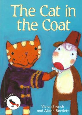 The Cat in the Coat by Vivian French
